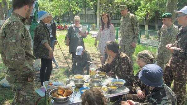 """Команда школи №9 - переможець """"Джури-2018"""""""