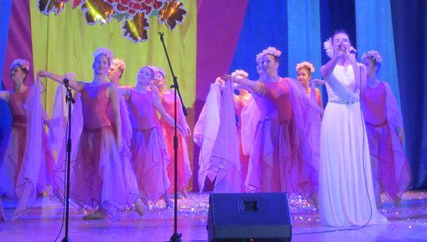 Святковий концерт для освітян