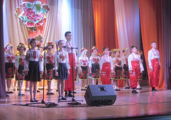 Святковий концерт до Дня учителя