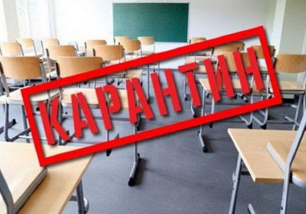 Про призупинення роботи закладів загальної середньої та позашкільної освіти міста Ізмаїл
