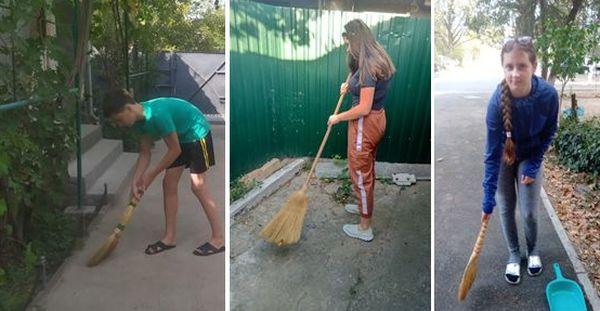 Участь ПДЮ у Всеукраїнській акції «Побачив? Прибери!»