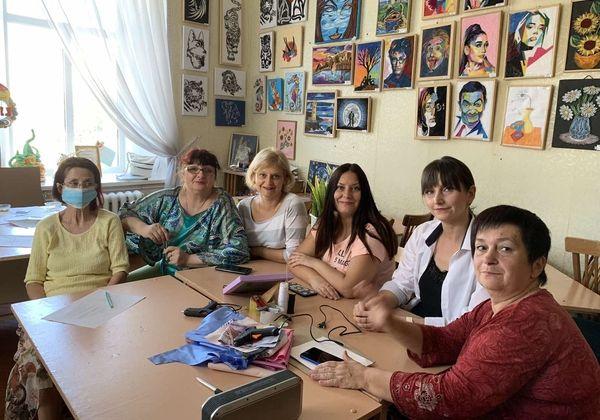 Обласний семінар-практикум керівників гуртків декоративно-прикладної творчості
