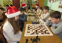 Новорічний шаховий турнір