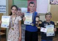 Шахова перемога Вікторії Руссєвої у Вінниці