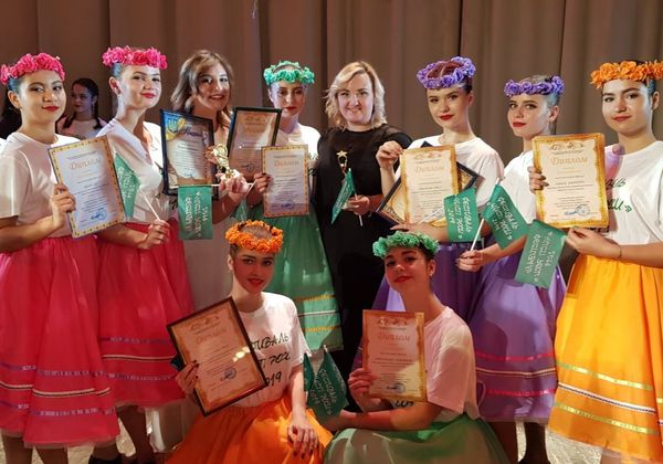 Наші вихованці – переможці обласного етапу фестивалю «Чисті роси»