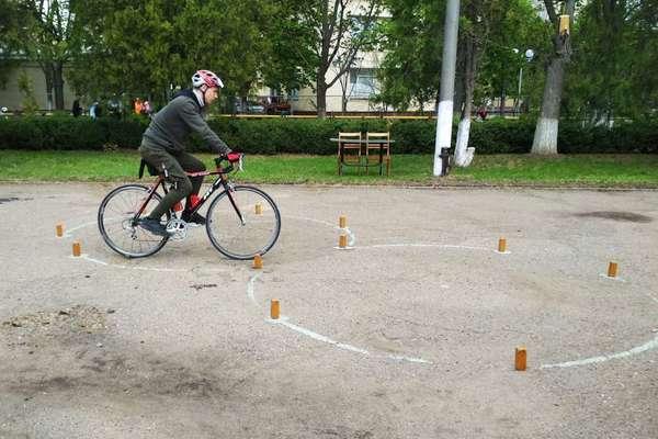Змагання Кубку-2019 з техніки велосипедного туризму