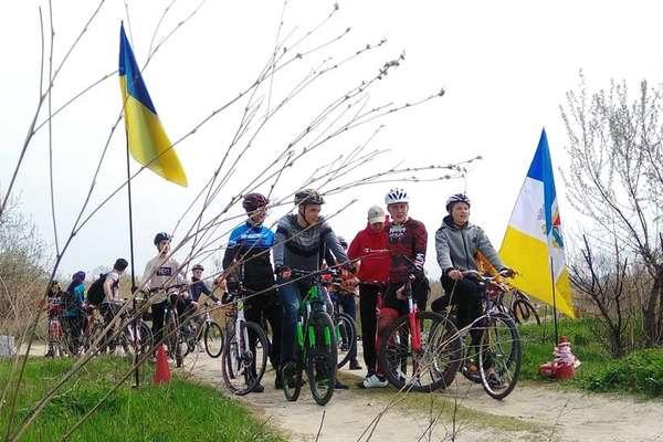 Відбувся етап Юнацької велосипедної Ліги - веломобітлон